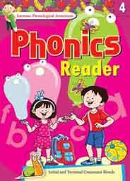 Phonics Reader 4 Increase Phonological Awareness