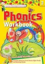 Phonics Workbook 2: Increase Phonological Awareness