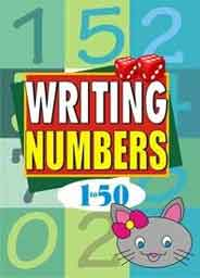 Writing Numbers 1 to 50    Early Learning Books