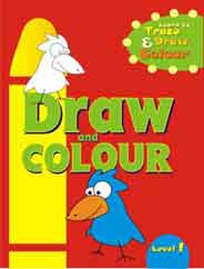 Draw and Colour 1