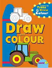 Draw and Colour 6