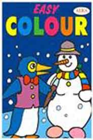 Alka Easy Colour Book Blue
