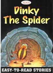 Alka Easy To Read Stories Dinky The Spider -