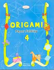 Alka Origami Paper Folding 4 With Colour Papers Inside