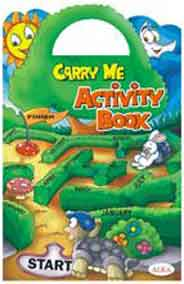 Carry Me Activity Book 2