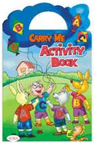 Carry Me Activity Book 3