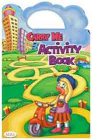 Carry Me Activity Book 4