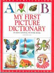 Alka Children`s Book My First Picture Dictionary -
