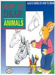 Alka Series Of How To Draw How To Draw Animals