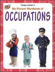 My Picture Workbook Of Occupations NEW