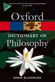 The Oxford Dictionary of Philosophy Revised second edition