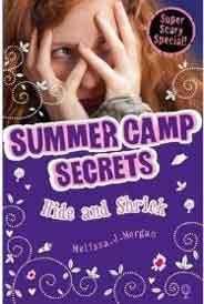 Hide and Shriek Summer Camp Secrets