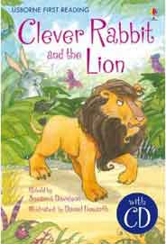 Usborne Young Reading Clever Rabbit And The Lion