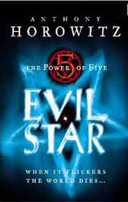 The Power Of Five Book Two Evil Star
