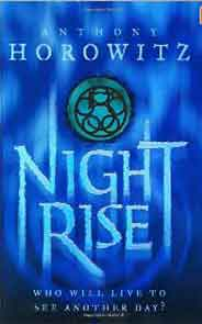 Nightrise Power of Five book 3
