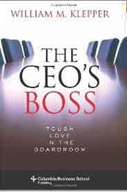 The CEOS Boss Tough Love in the Boardroom