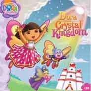 Dora The Explorer Dora Saves Crystal Kingdom