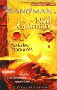 The Sandman Vol 1: Preludes & Nocturnes New Edition