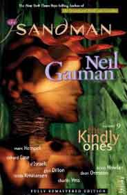 Sandman Vol 9 The Kindly Ones