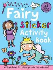 Fry Sticker Activity Book