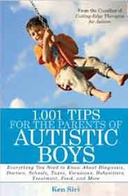 1001 Tips for the Parents of Autistic Boys