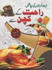 Rahat Kay Kitchen Say