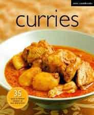 Curries Mini Cookbook
