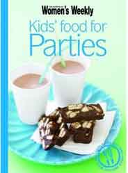 Kid's Food for Parties (The Australian Women's Weekly Minis)
