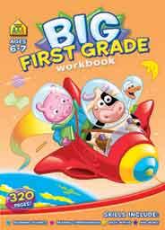 Big First Grade Workbook Ages 67