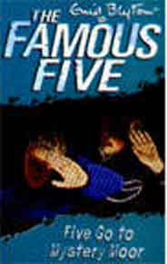 The Famous Five  13 Five Go To Mystery Moor