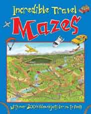 Incredible Travel Mazes