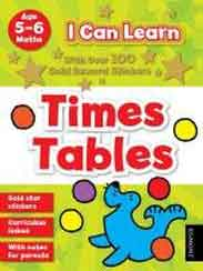 I Can Learn Times Tables Age 5 to 6
