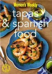 Tapas & Spanish Food:  (The Australian Women's Weekly Minis)