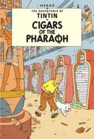 The Adventures Of Tintin Cigars Of The Pharaoh
