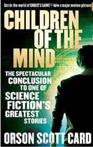 Children Of The MindNumber 4 in series Ender Saga