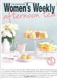 Afternoon Tea Australian Womens Weekly: The Australian Womens Weekly The Australian Womens Weekly Essentials