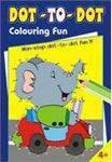 Dot To Dot Colouring Fun
