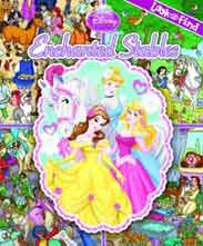 Look and Find Disney Princess Enchanted Stables