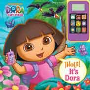 Dora The Explorer: Cell Phone Adventure