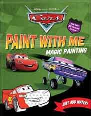 Disney Pixar Cars Magic Painting