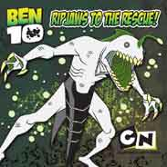 Ben 10 Rip Jaws To The Rescue
