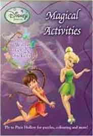 Disney Fries Magical Activities