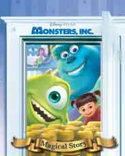 DISNEY PIXAR MONSTERS -