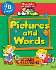 Fisher Price Words & Pictures