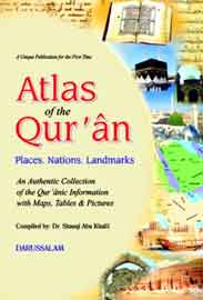 Atlas Of The Quran Places Nations Landmarks -
