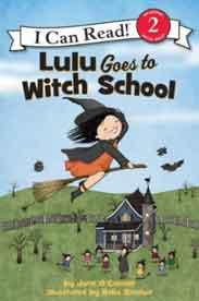 Lulu Goes to Witch School  -