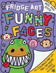 Fridge Art: Funny Faces