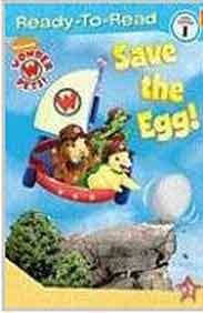 Save the Egg! Wonder Pets!