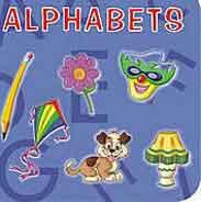 Mini Board Book: Alphabets -
