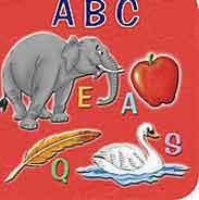 Mini Board Book: Abc